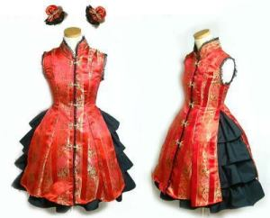 Qi lolita style