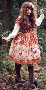 Style Mori lolita