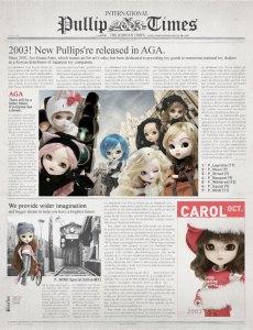 Archive AGA Pullip 2003