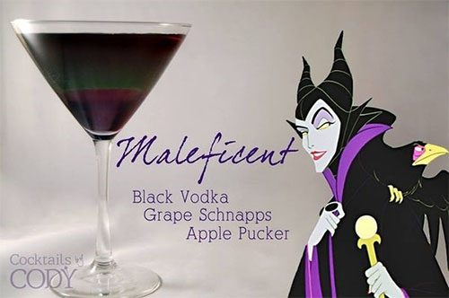Maleficent by Cody Cocktail