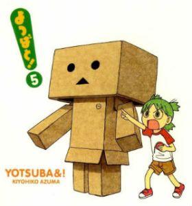 Yotsuba Danbo character