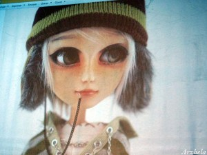 Little Dolls Paris 2016 Sheryl Designs show