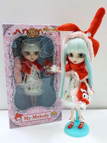 Pullip My Melody x HEN-NAKO