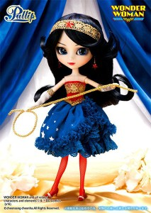 Pullip Wonder Woman Dress 2016