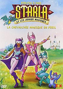 DVD Princesse Starla