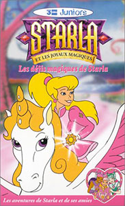 K7 Princesse Starla