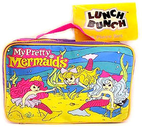 Lunchbox My Pretty Mermaids