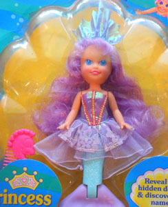 My Pretty Mermaids Princess Star Burst MIB