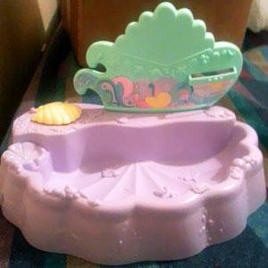 Playset Sea Bubbles Bathtub