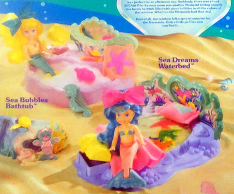 Playsets My Pretty Mermaids