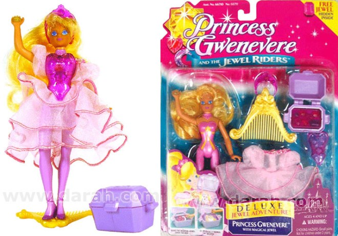 Princesse Starla Starla serie 2