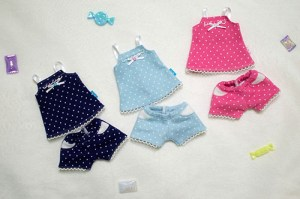 Sharkdolls Clothes
