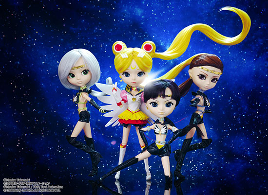 Pullip Sailor Starlights Eternal Sailor Moon