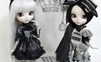 Pullip Monochrome Alice Limited Edition
