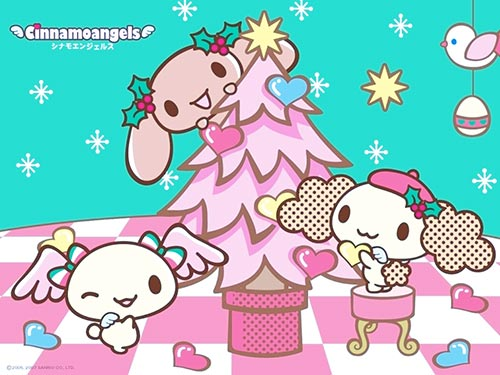 Sanrio Cinnamoangels christmas
