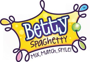 Betty Spaghetty logo