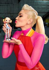 Kuu Kuu Harajuku Gwen Stefani