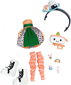 Kuukuu Harajuku fashion set Sushi
