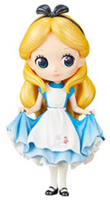 Qposket Disney Alice in Wonderland Limited