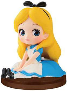 Qposket Disney Alice sitting
