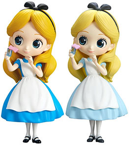 Qposket Disney Alice