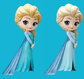 Qposket Disney Frozen Elsa
