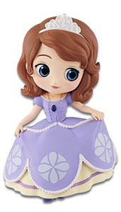 Qposket Disney Princess Sophia