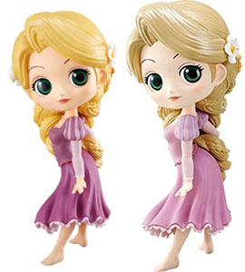 Qposket Disney Raiponce Rapunzel