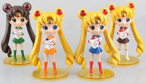 Qposket Sailor Moon