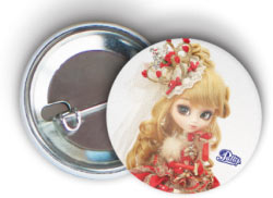 Atelier badge Pullip