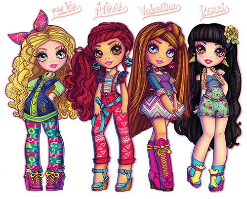 Vi and Va group artwork
