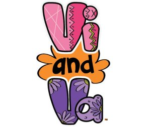 Vi and Va logo