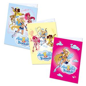 Angel's Friends cartes