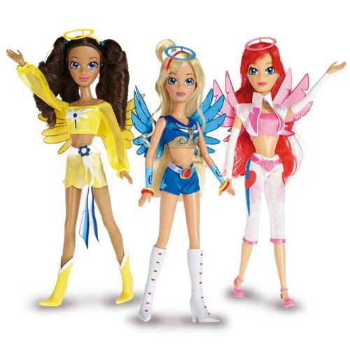 Angel's Friends dolls