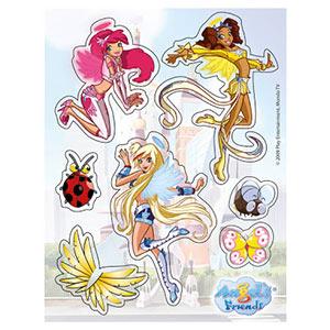 Angel's Friends stickers