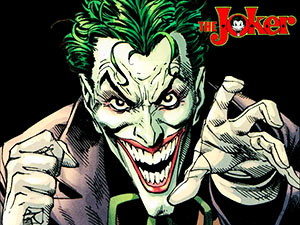 Batman The Joker DC Comics