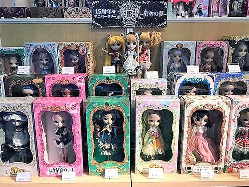 Boutique Yokohama doll Museum Starry sky dream 2018