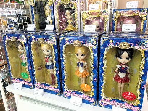 Boutique Yokohama doll Museum Starry sky dream shop