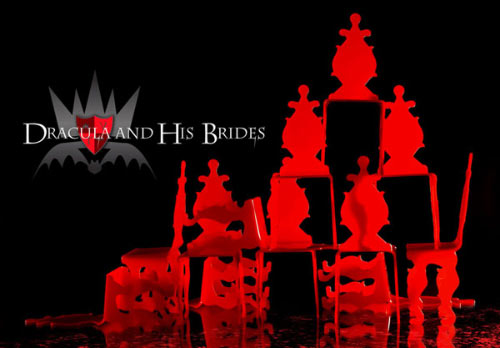 Dracula and his Brides logo