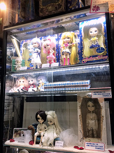 Exposition Mi-chan Animega Alta Shinjuku 2018