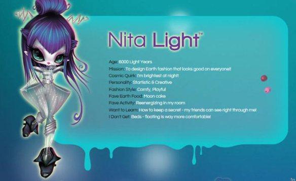 Novi Stars Nita Light description