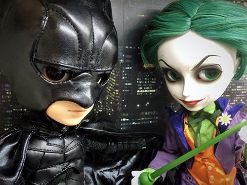 Taeyang The Joker Batman Kiddyland