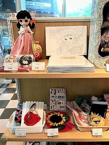 Yokohama doll museum Starry sky dream Junichi Nakahara