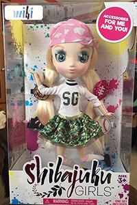 Shibajuku Girls doll wave 3 Miki