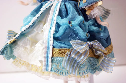 Zoom Pullip Eileen Irene dress