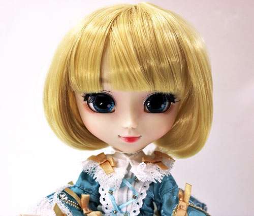 Zoom Pullip Eileen Irene make up