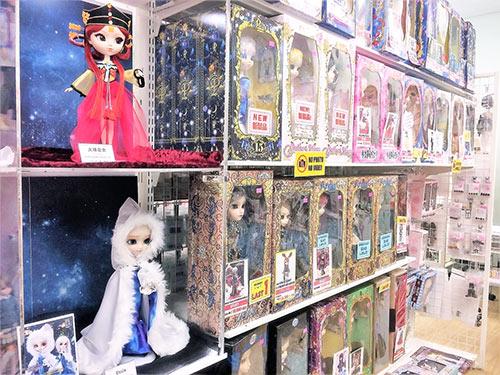 Pullip Princess Kakyu Azone Label shop