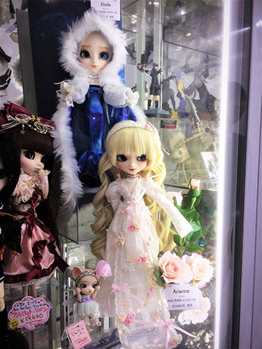 Pullip Arianna 2018 Space Ship shop Akihabara