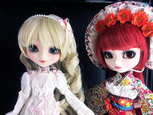 Pullip Arianna Pullip Kayano Animega Ikebukuro Marui shop