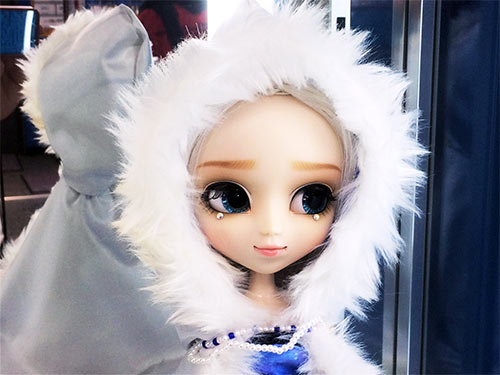 Pullip Etoile 2018 Little World shop Akiba